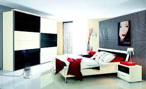 Living Room Wallpaper Gallery Apartments Cute Red Black And White Living Rooms Room Design