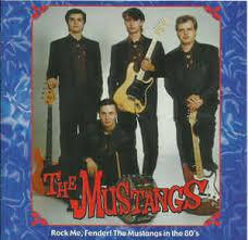 mustangs the rock the mustangs 3 rock me fender the mustangs in the 80 s cd