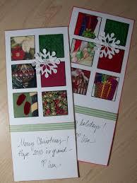 window christmas card window xmas cards and cards