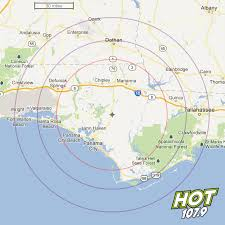 Panama City Beach Map Station Information 107 9