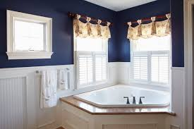 Bathroom Wall Paint Colors Easy Tips To Help You Decorating Navy Blue Bathroom Home Decor Help