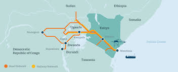 Kenya Map Africa by Picking Up The Pace