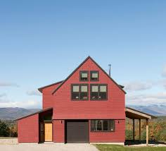 exterior barn door closed farmhouse exterior portland