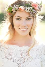 bridal crowns 20 floral bridal crowns flower wreaths trendy tuesday