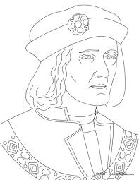 king richard king richard iii coloring pages hellokids com