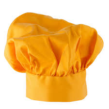 Gold Chef Hat