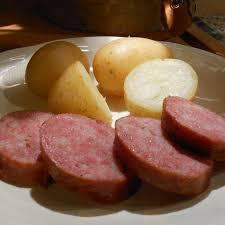 cuisiner saucisse de morteau saucisse de morteau et pommes de terre vapeur cooking chef de
