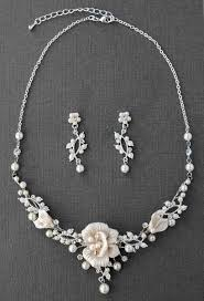pearl necklace bridal jewelry images Jewelry for weddings bridal jewelry sets cz jewelry jpg