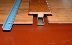 installing laminate transitions by