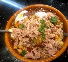 cuisine tunisien lablabi tunisien cuisine tunisienne