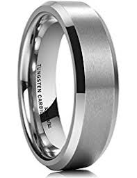 Mens Gunmetal Wedding Rings by Mens Wedding Rings Amazon Com
