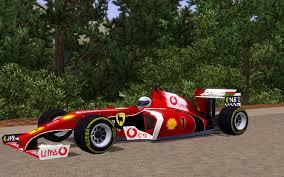 modded sports cars mod the sims f1 racing car