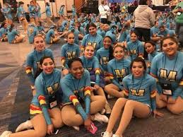 manor high among macy s parade performers