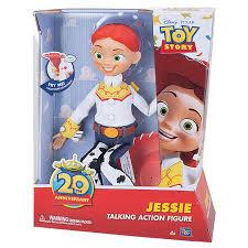 jessie toy story 20th anniversary thinkway toys pixar