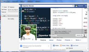 Fb Login How To Login To Gmail And With Vb Form