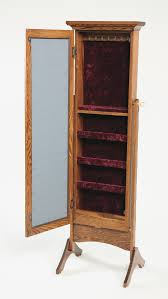Full Length Mirror Jewelry Storage Full Length Mirror Jewelry Armoire Caymancode