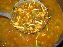 cuisine marocaine harira recette de harira soupe marocaine par dianeange