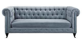 Nixon Sofa Hanny Grey Velvet Sofa From Tov S48 Coleman Furniture