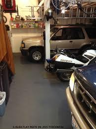 garage floor excitedanticipation vinyl garage flooring garage