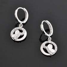 earrings for sterling silver butterfly earrings for women callvogue