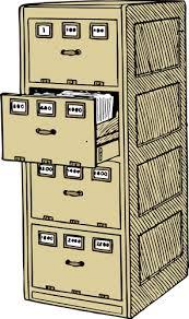 Free Filing Cabinet Free Filing Cabinet Clip Art
