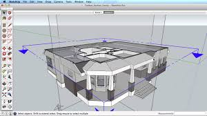 sketchup training series section tool youtube