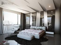 apartment bedroom modern luxury the interior apartment design