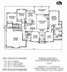 3 bedroom 2 bathroom 48 lovely 3 bed 2 bath house plans house floor plans concept