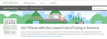 which state has the lowest cost of living evansville ranks 2 for lowest cost of living growth alliance