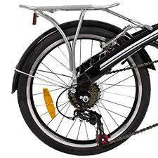 Awesome Choice 20 Inch Vogue Tires For Sale Amazon Com Best Choice Products 6 Speed Bike Fold Storage