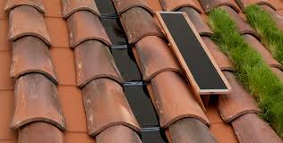 Lightweight Roof Tiles Artezanos Hybrid Universal Roof Tile System Advantages