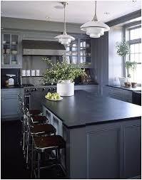 Black Countertop Kitchen Best 25 Dark Kitchen Countertops Ideas On Pinterest Dark
