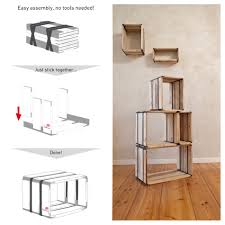 tetris modular bookshelf system the collectors shelving system by