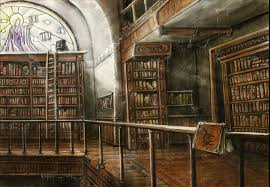 library by mr nick on deviantart