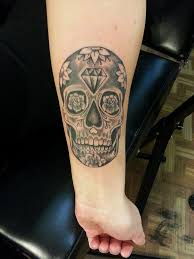32 best small skull tattoo designs images on pinterest art ideas