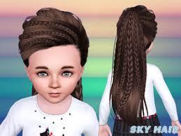 toddler hair sims 3 hair toddler hair