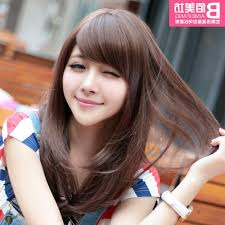 Hairstyle For Medium Hair For Girls by Korean Hairstyle For Girls Medium Hair Best Hairstyle Photos On