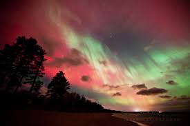 Northern Lights Forecast Michigan 5 Tips To See The Northern Lights Travel Marquette Michigan