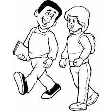 coloring pages of people 11 images of coloring pages of people walking student walking