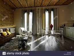 nou de la rambla apartment barcelona spain open plan modern