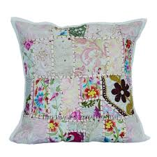 Cool Sofa Pillows by 12 Cool Embroidered Throw Pillows Royal Furnish