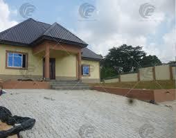 bedroom bungalow ebeano tunnel enugu nigeria duplexe plans in for