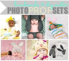 baby photo props the most adorable diy handmade easter photo props for babies