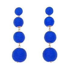 drop earrings r j graziano swing time drop earrings 8359866 hsn