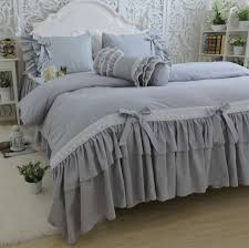 bedding set beddingsets amazing grey bedding single likable grey
