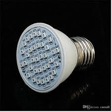 Grow Light Bulb 3w E27 Bulb Plant Light Led Grow Light 36 Leds Led Plant Grow