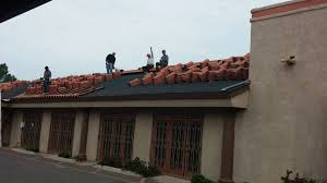 Concrete Tile Roof Repair Steps To Repair Concrete Tile Roofing Almeida Roofing