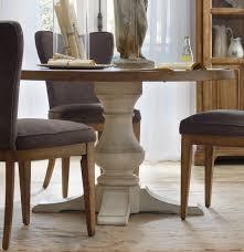 solid wood pedestal kitchen table round wooden kitchen table new dining solid wood round pedestal