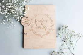 engravable wedding guest book engraved wedding guest book engraved guest book name wedding
