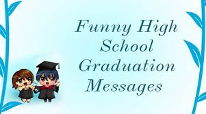 high school graduation message jpg